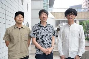MATSUDA Masataka & ENDO Mikihiro & MIKAMI Ryo