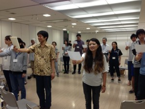 JACSHA 「さいたま触れ太鼓隊」音楽ワークショップ Vol.3、4