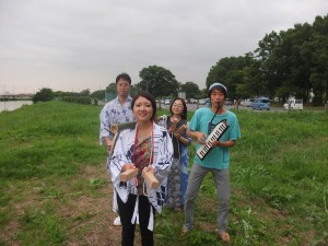 《JACSHA 土俵祭り in 岩槻》に向けたワークショップを行います!*参加者大募集*